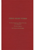 """Three Short Works, Rogers, """"The Word"""""""