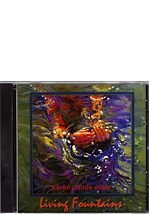Living Fountains - CD