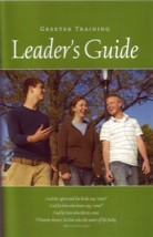 Greeter Training - Leader's Guide