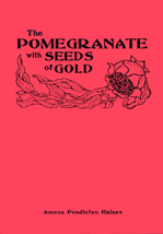 Pomegranate with Seeds of gold