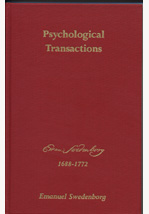 Psychological Transactions and Other Posthumous Tracts