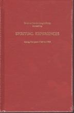 Spiritual Experiences Vol. 1