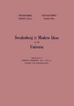 Swedenborg's Modern Ideas of the Universe