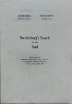 Swedenborg's Search for the Soul